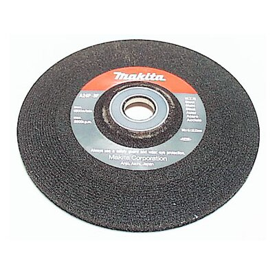 "Makita Depressed Center Grinding Wheels - 4"" grinding wheel 24grit9501bkw"