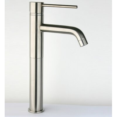 LaToscana Elba Single Hole Bathroom Faucet with Single Lever Handle