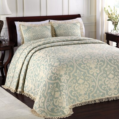 LaMont All Over Brocade Bedding Collection