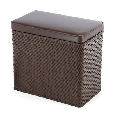 LaMont Carter Bench Hamper