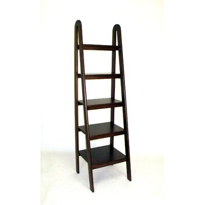 Ladder Shelf in Brown