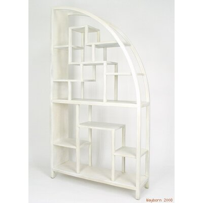 Wayborn Hangchu Display Unit in White