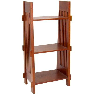 "<strong>Wayborn</strong> Jones Petite 44"" Bookcase"