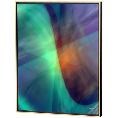 Tranquility Limited Edition by Scott J. Menaul Framed Graphic Art