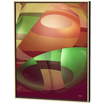 Menaul Fine Art Groovy Limited Edition Framed Canvas - Scott J. Menaul