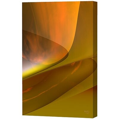 Menaul Fine Art Modern Mustard Limited Edition Canvas - Scott J. Menaul