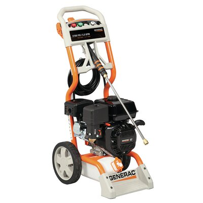 Generac Residential 2700 PSI Power Washer
