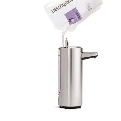 simplehuman Rechargeable Touch-Free Sensor Pump
