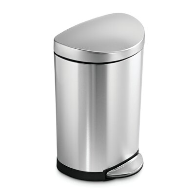 simplehuman 2.6-Gal. Step Trash Can