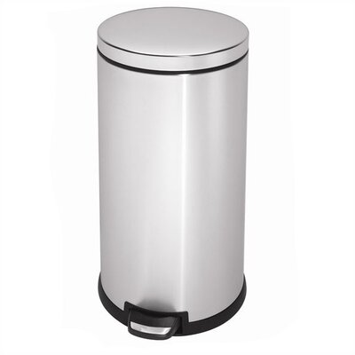simplehuman Round Step Trash Can