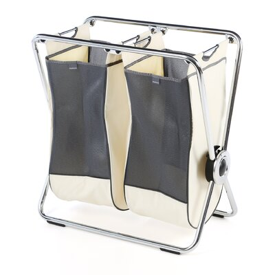 <strong>simplehuman</strong> Double Laundry Hamper