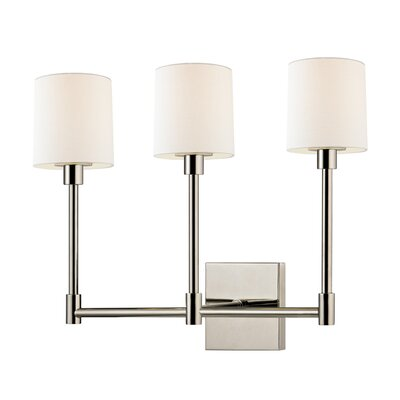Sonneman Embassy 3 Light LED Wall Sconce
