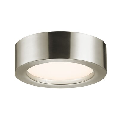 Sonneman Puck Slim Flush Mount