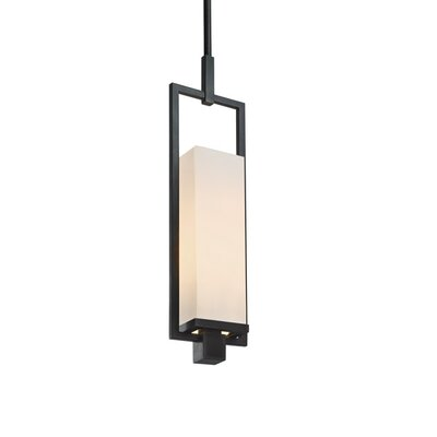 Metro 1 Light Pendant