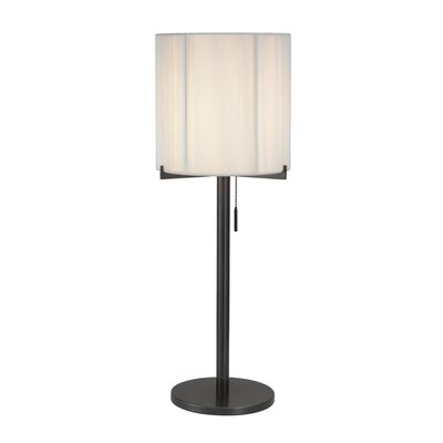 Sonneman Boxus Round 1 Light Table Lamp