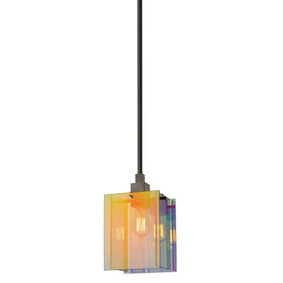 Dichroix 1 Light Pendant