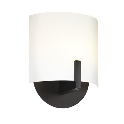 Sonneman Scudo 1 Light Wall Sconce