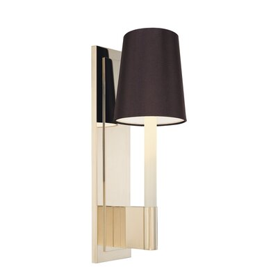 Sonneman Sottile 1 Light Wall Sconce