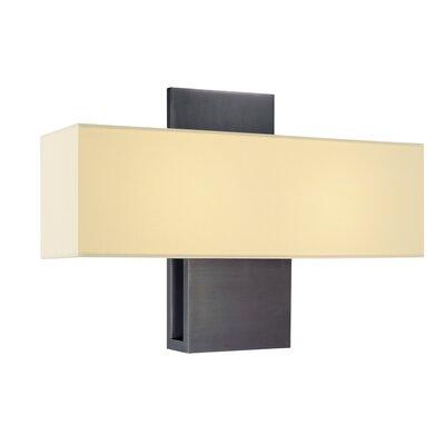 Sonneman Ombra 2 Light Wall Sconce
