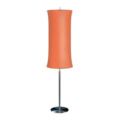 Modern cylinder lighting allmodern for Floor lamp with cylinder shade