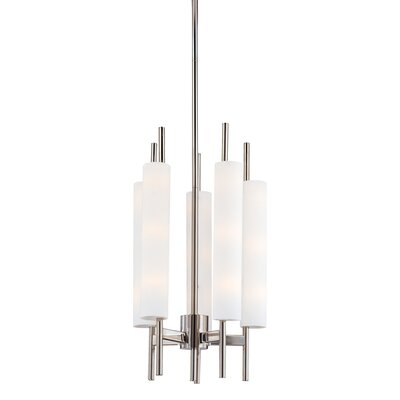 Sonneman Piccolo 5 Light Chandelier