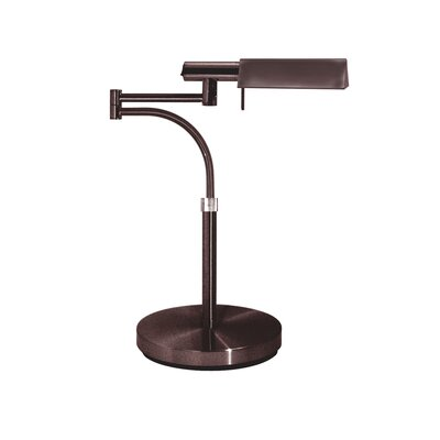 "Sonneman Tenda Swing Arm 19"" H Table Lamp"