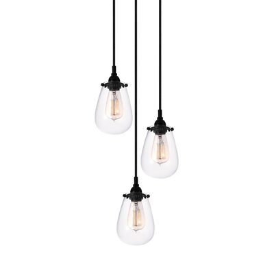 Chelsea 3 Light Pendant