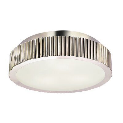 Sonneman Paramount 3 Light Flush Mount