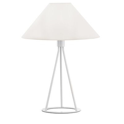 "Sonneman Tetra 28.5"" H Table Lamp with Empire Shade"