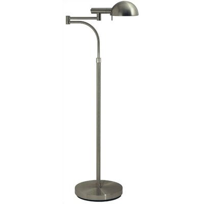 Sonneman Dome Swing Arm Floor Lamp