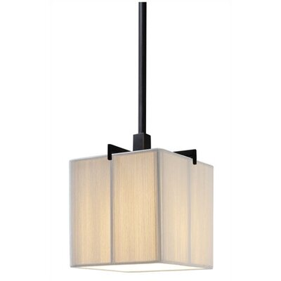 Boxus 1 Light Pendant