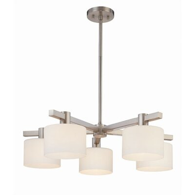 Sonneman Milano 5 Light Pendant