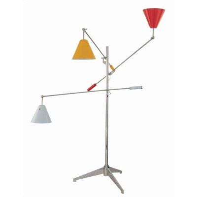 Sonneman Treluci Floor Lamp