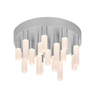 Sonneman Staccato 16 Light Flush Mount