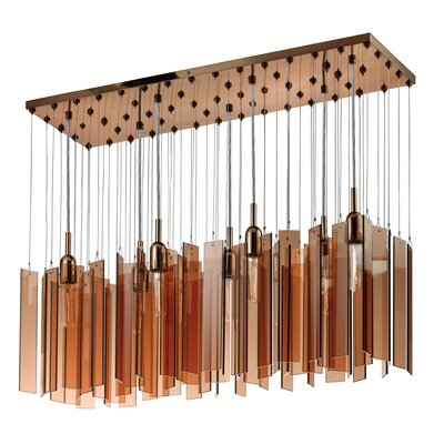 Chimes 7 Light Pendant