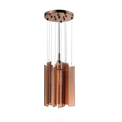 Sonneman Chimes 1 Light Pendant