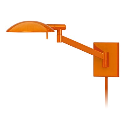 Sonneman Perch Pharmacy Swing Arm Wall Lamp