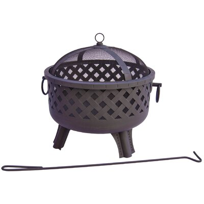 Landmann City Lights Memphis Fire Pit Amp Reviews Wayfair