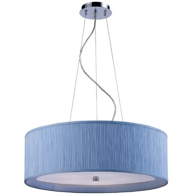 Elk Lighting Le Triumph 5 Light Drum Pendant