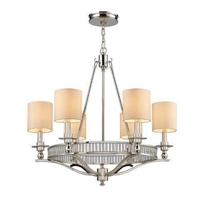 Easton 6 Light Chandelier