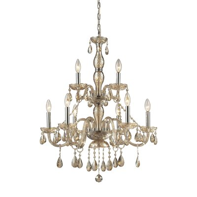 Angelique 9 Light Chandelier