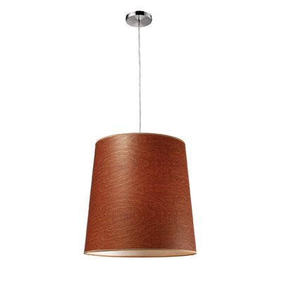 Elk Lighting Couture 1 Light Drum Pendant