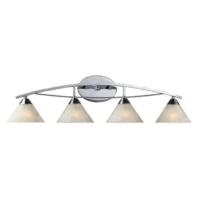 Elk Lighting Elysburg 4 Light Bathroom Vanity Light