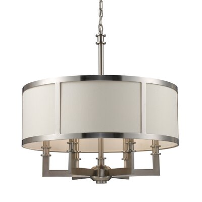 Elk Lighting Seven Springs 6 Light Chandelier