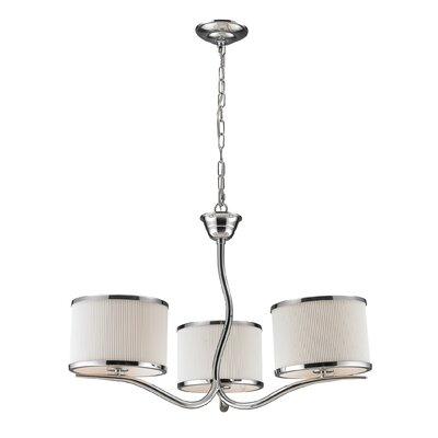 Elk Lighting 3 Light Chandelier