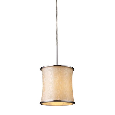 Fabrique 1 Light Drum Pendant