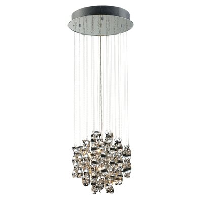 Elk Lighting Odyssey 12 Light Globe Pendant