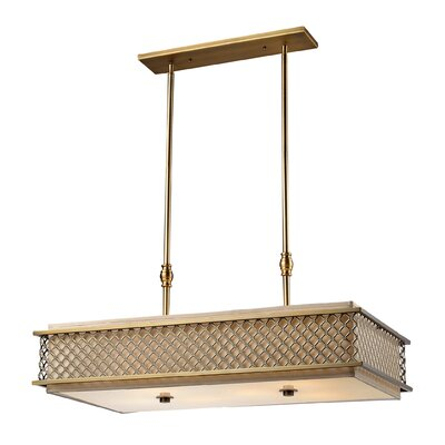 Elk Lighting Vuelta 4 Light Kitchen Island Pendant