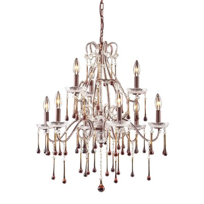 Elk Lighting 9 Light Chandelier