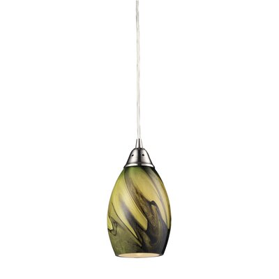 Elk Lighting Vuelta 1 Light Pendant